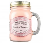 NATURAL LOOKS - Tropical Paradise Mason (SCENTED CANDLE)