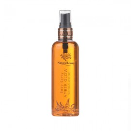 image of NATURAL LOOKS - AMBER GLOW SANDALWOOD BODY SPRAY 150ML