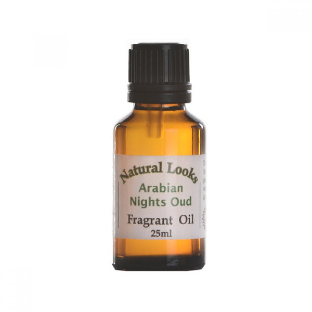 NATURAL LOOKS - ARABIAN NIGHTS OUD HOME FRAGRANCE 25ML