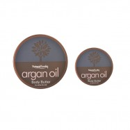 image of NATURAL LOOKS - Argan Oil Body Butter 220ml