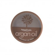 image of NATURAL LOOKS - Argan Oil Delicious Lip Balm 10ml