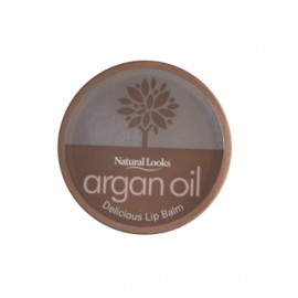 image of NATURAL LOOKS - Argan Oil Delicious Lip Balm 10ml