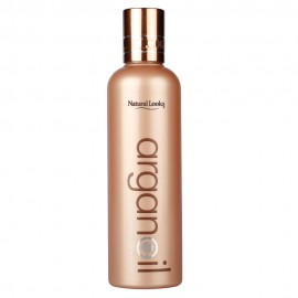 image of NATURAL LOOKS - Argan Oil Revitalising Shampoo 250ml