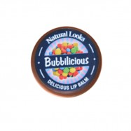 image of NATURAL LOOKS - BUBBLICIOUS DELICIOUS LIP BALM