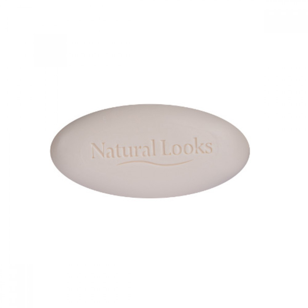 NATURAL LOOKS - PURE VEGETABLE MILLED SOAP BUTTERMILK 150G