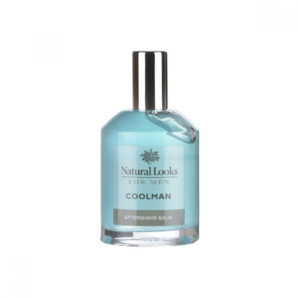 NATURAL LOOKS -  Coolman Aftershave Balm 100ml