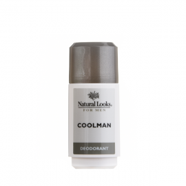 image of NATURAL LOOKS -  COOLMAN DEODORANT 50ML
