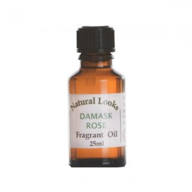 image of NATURAL LOOKS - DAMASK ROSE HOME FRAGRANCE 25ML