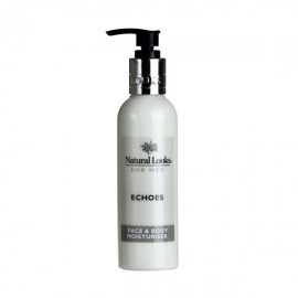 image of NATURAL LOOKS -  ECHOES FACE & BODY MOISTURISER 200ML