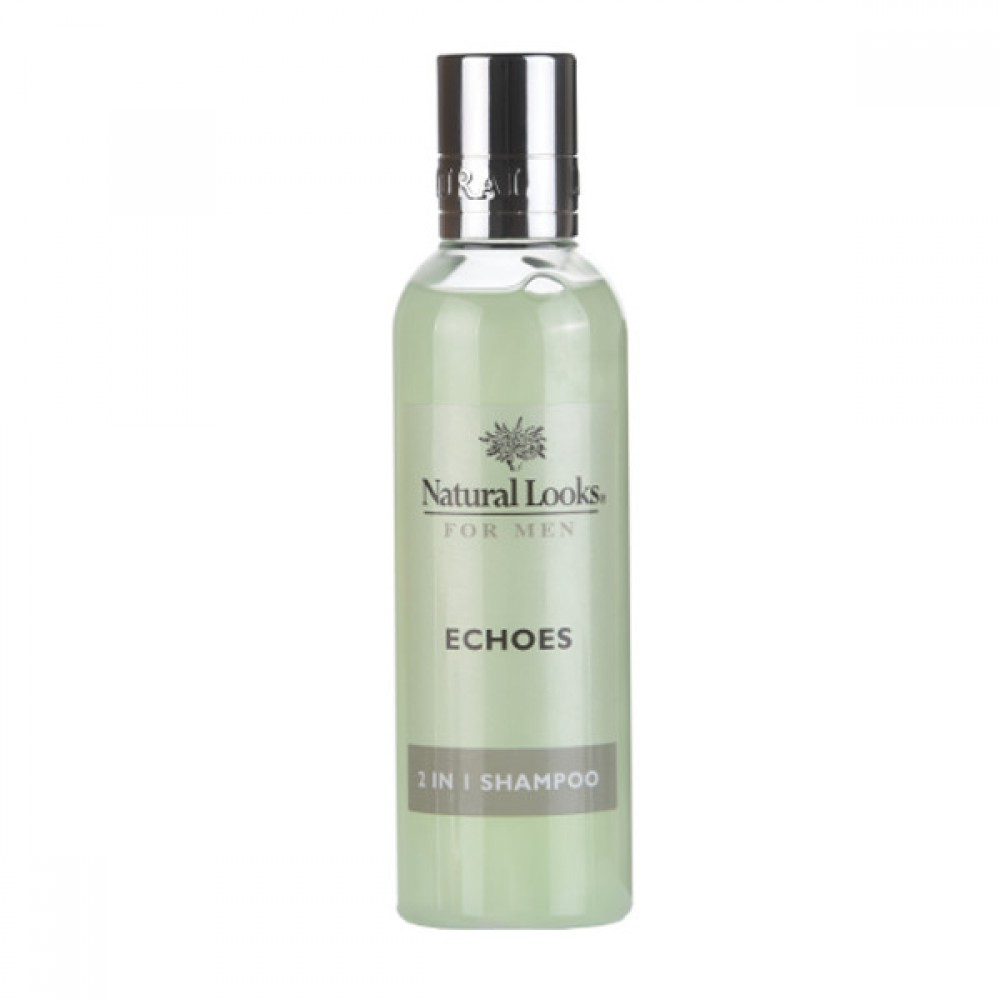 NATURAL LOOKS -  ECHOES 2 IN 1 SHAMPOO 200ML