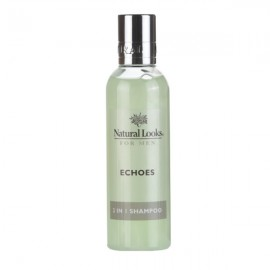 image of NATURAL LOOKS -  ECHOES 2 IN 1 SHAMPOO 200ML