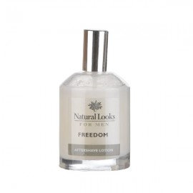 image of NATURAL LOOKS - Freedom Aftershave Lotion 100ml