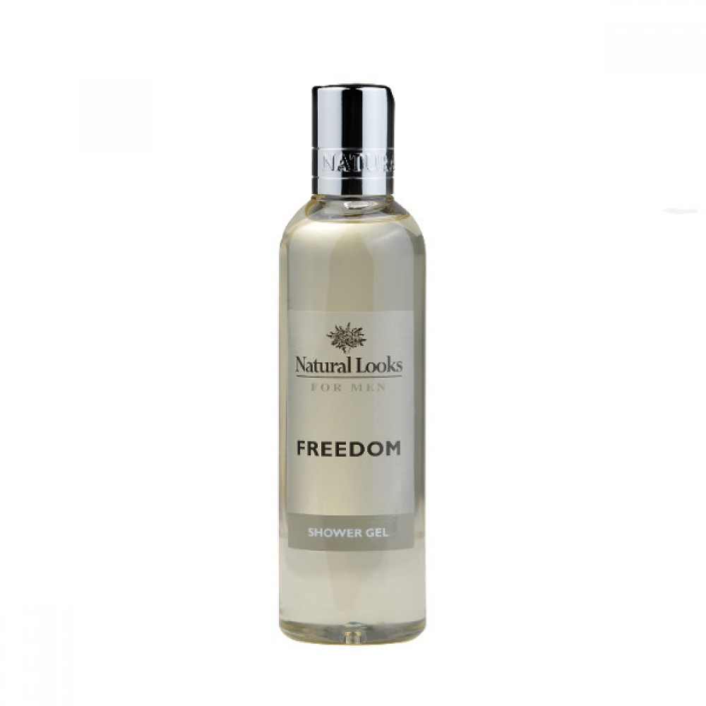 NATURAL LOOKS - FREEDOM SHOWER GEL 250ML