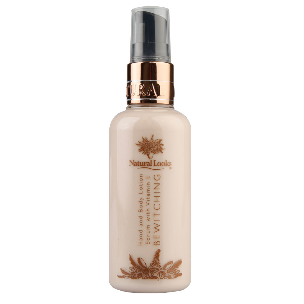 NATURAL LOOKS - BEWITCHING HAND & BODY LOTION SERUM 100ml