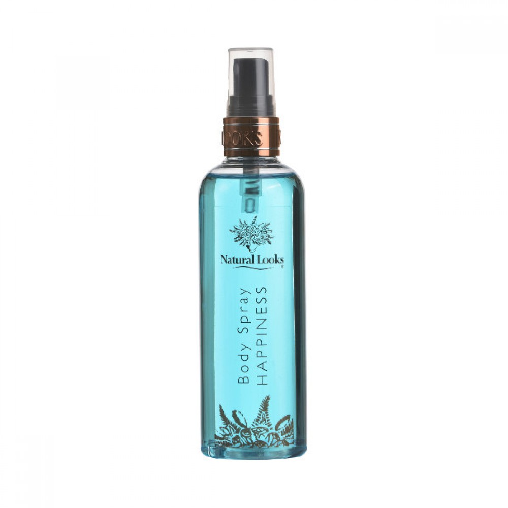 NATURAL LOOKS - Happiness Body Spray 150ml
