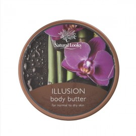 image of NATURAL LOOKS - Illusion Body Butter 220ml