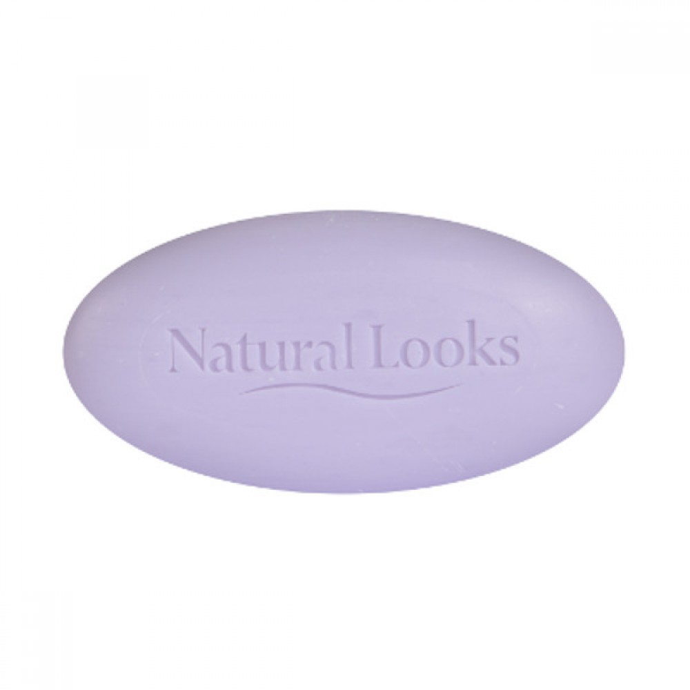 NATURAL LOOKS - PURE VEGETABLE MILLED SOAP LAVENDER 150G