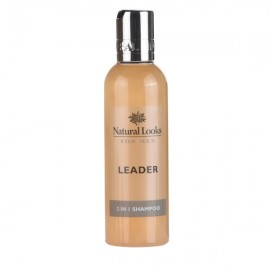 image of NATURAL LOOKS - LEADER 2 IN 1 SHAMPOO 200ML