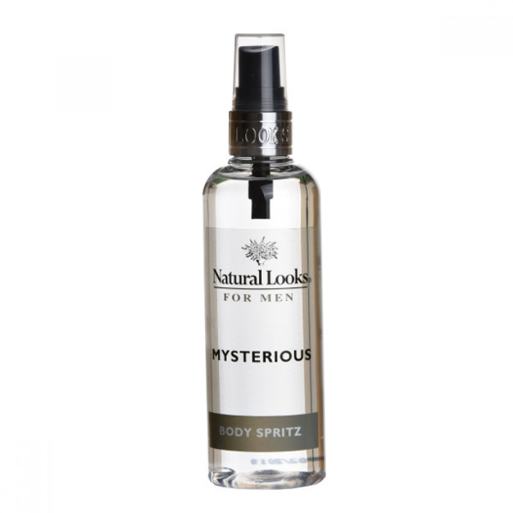 NATURAL LOOKS - MYSTERIOUS BODY SPRITZ 150ML