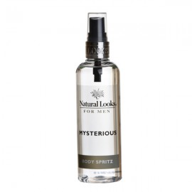 image of NATURAL LOOKS - MYSTERIOUS BODY SPRITZ 150ML