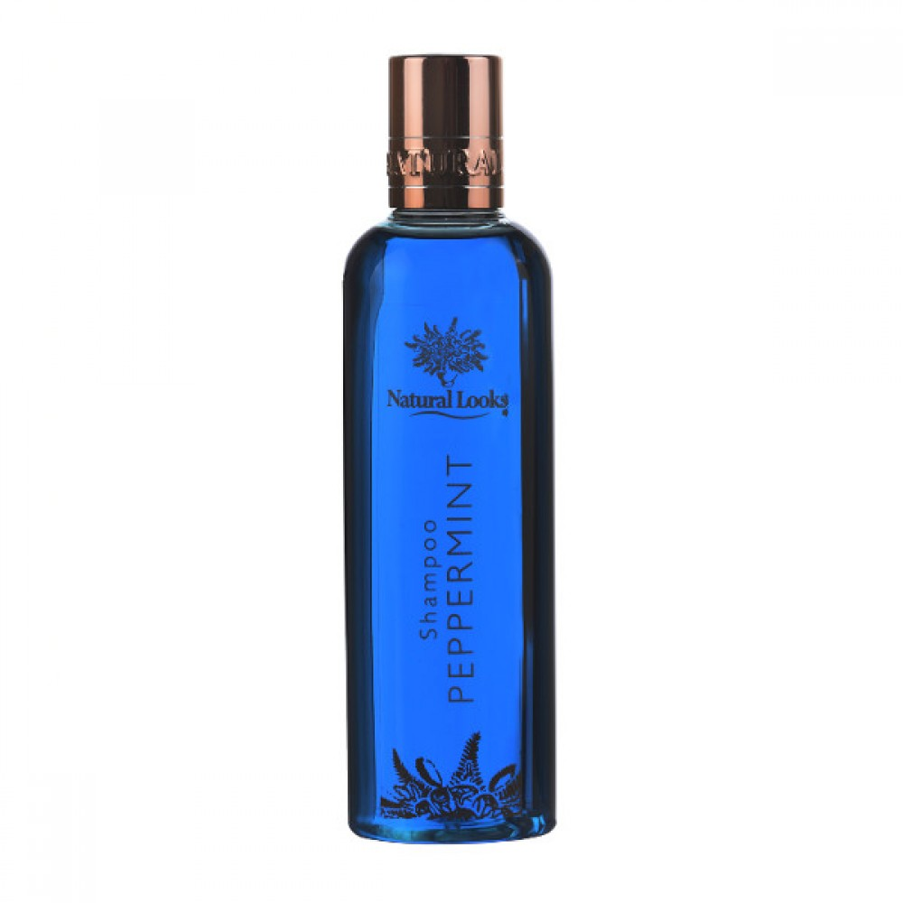 NATURAL LOOKS - PEPPERMINT SHAMPOO 250ML