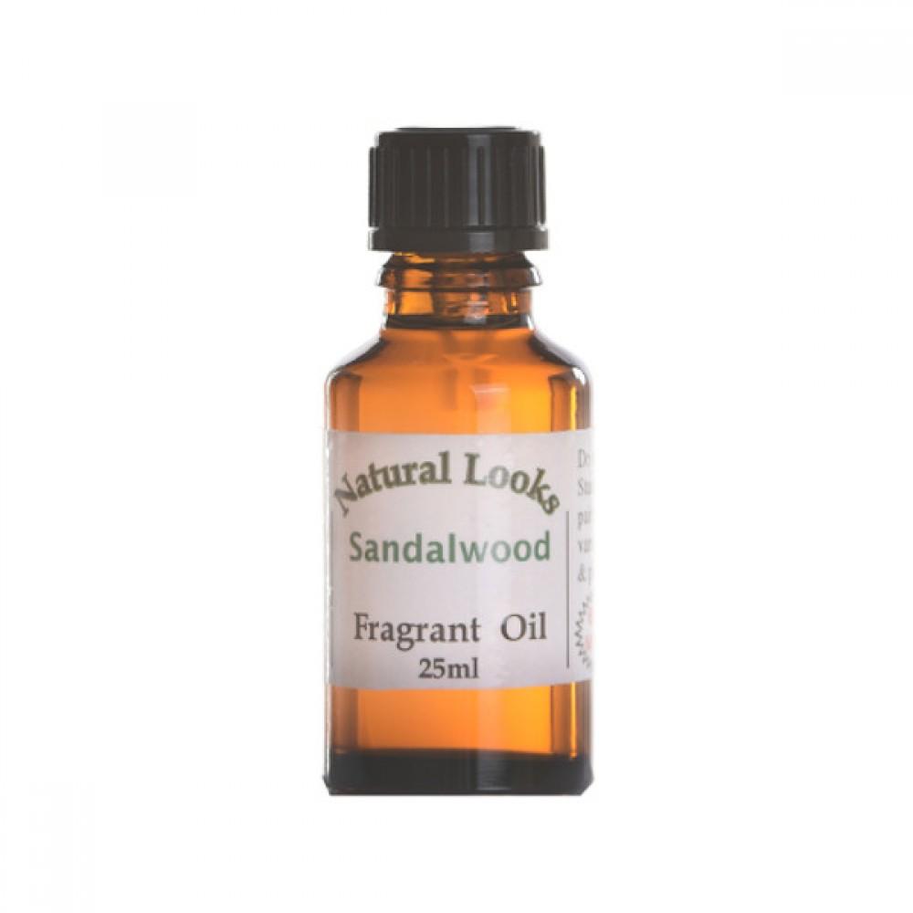 NATURAL LOOKS - SANDALWOOD HOME FRAGRANCE 25ML