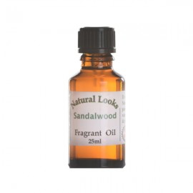 image of NATURAL LOOKS - SANDALWOOD HOME FRAGRANCE 25ML
