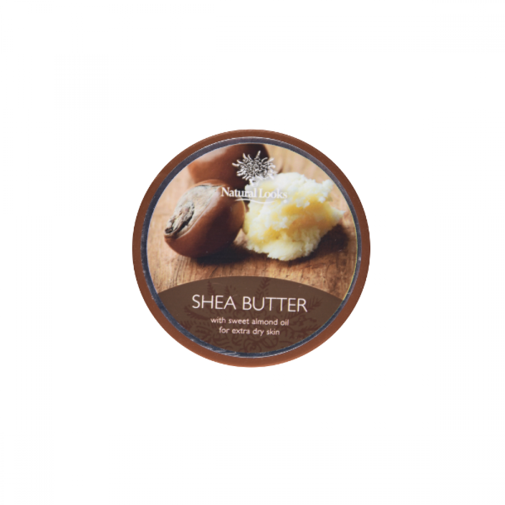 NATURAL LOOKS - Shea Body Butter 60ml