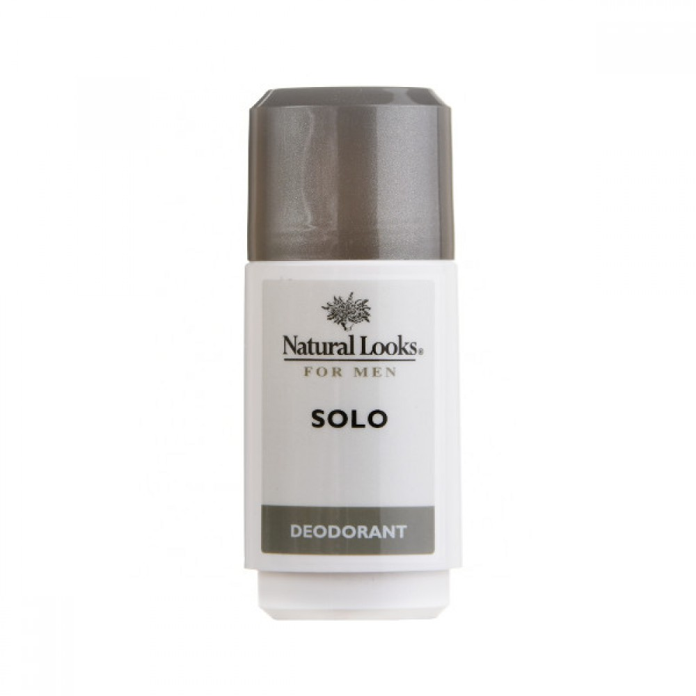 NATURAL LOOKS - SOLO DEODORANT 50ML