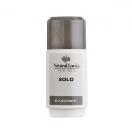 image of NATURAL LOOKS - SOLO DEODORANT 50ML