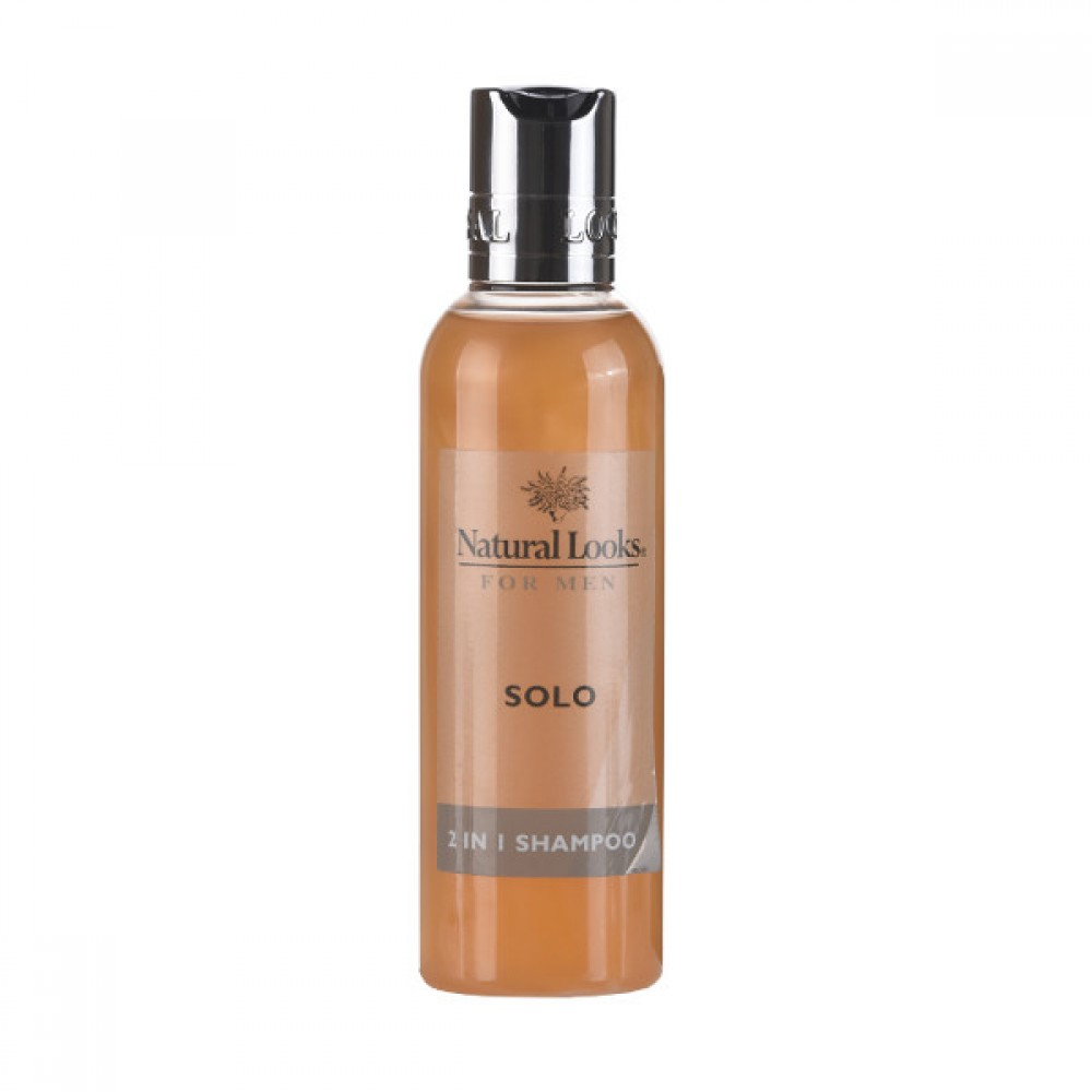 NATURAL LOOKS - SOLO SHOWER GEL 250ML