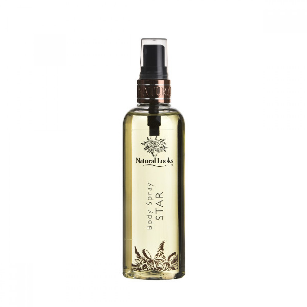 NATURAL LOOKS - STAR BODY SPRAY 150ML