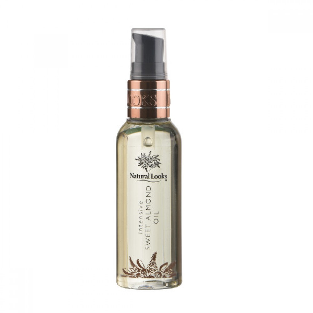 NATURAL LOOKS - SWEET ALMOND OIL 75ML