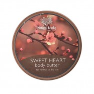 image of NATURAL LOOKS - Sweet Heart Body Butter 220ml