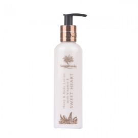 image of NATURAL LOOKS - SWEET HEART HAND & BODY LOTION WITH VITAMIN E 250ML