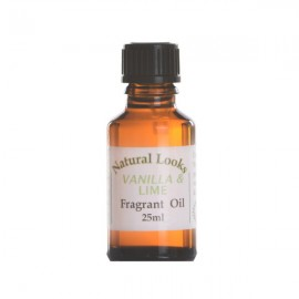 image of NATURAL LOOKS - VANILLA LIME HOME FRAGRANCE 25ML