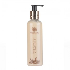 image of NATURAL LOOKS - VITAMIN E HAND & BODY LOTION 250ML