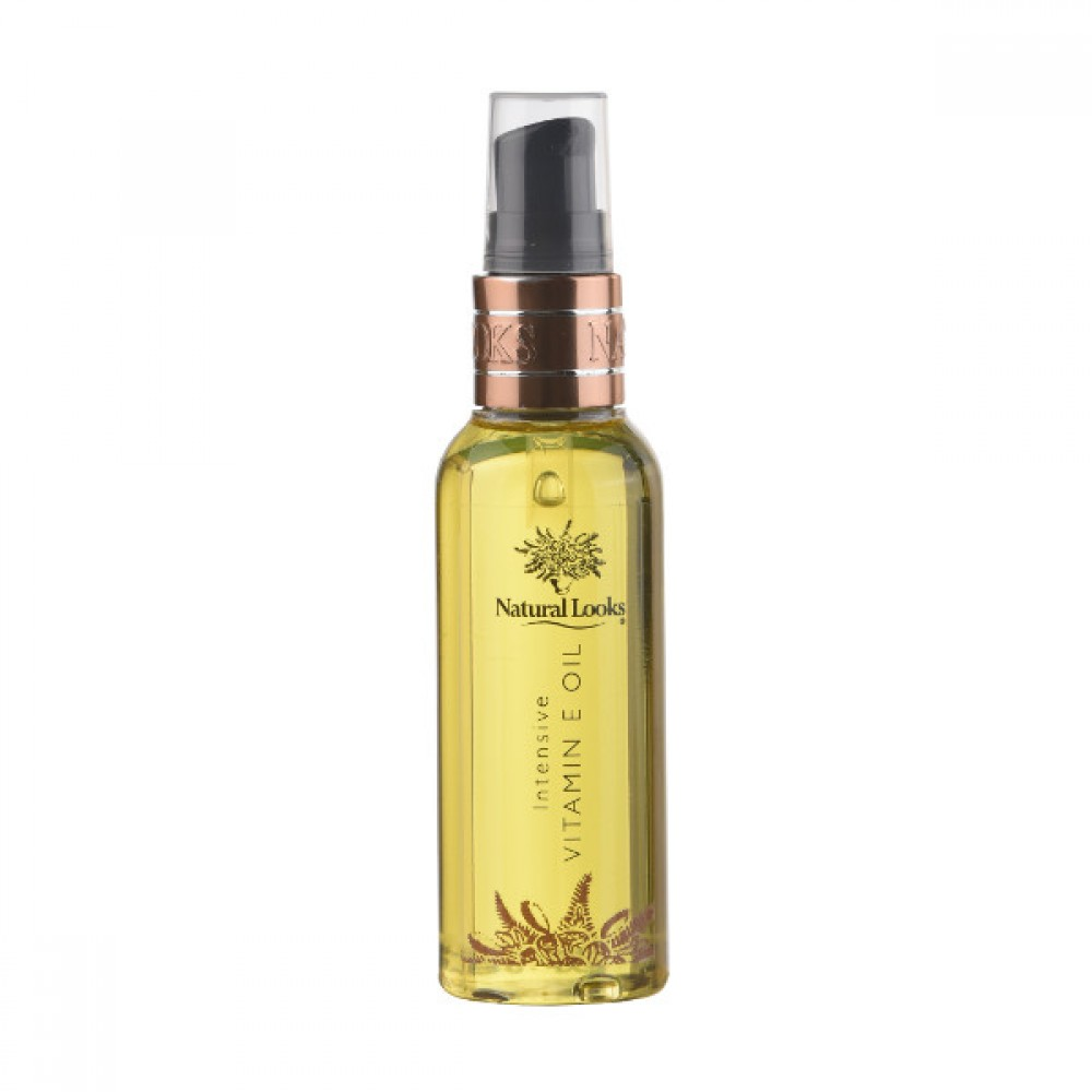 NATURAL LOOKS - VITAMIN E OIL 75ML