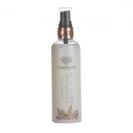 image of NATURAL LOOKS - WHITE MUSK LEAVE-IN CONDITIONER 150ML