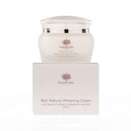 image of NATURAL LOOKS - RICH NATURAL WHITENING CREAM 50GM
