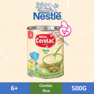 image of Nestle Cerelac Infant Cereals Rice (500g)