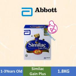 image of Similac Gain Plus NVE BIB (1.8kg)