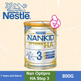 image of Nestle Nankid Optipro HA Stage 3 Hypoallergenic (800g)