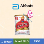 Isomil Plus For 1 To 10 Years Old (850g)