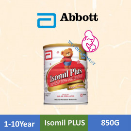 image of Isomil Plus For 1 To 10 Years Old (850g)