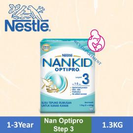 image of Nestle NANKID OPTIPRO Stage 3 (1.3kg ) Exp10/19