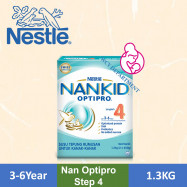 image of Nestle NANKID OPTIPRO Stage 4 (1.3 Kg)