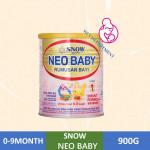 SNOW NEO BABY STEP 1 900g