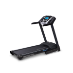 GINTELL CyberAIR Compact Treadmill FT454