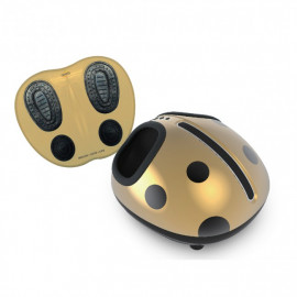 image of GINTELL G-Beetle Plus Foot Massager with Tens Pad